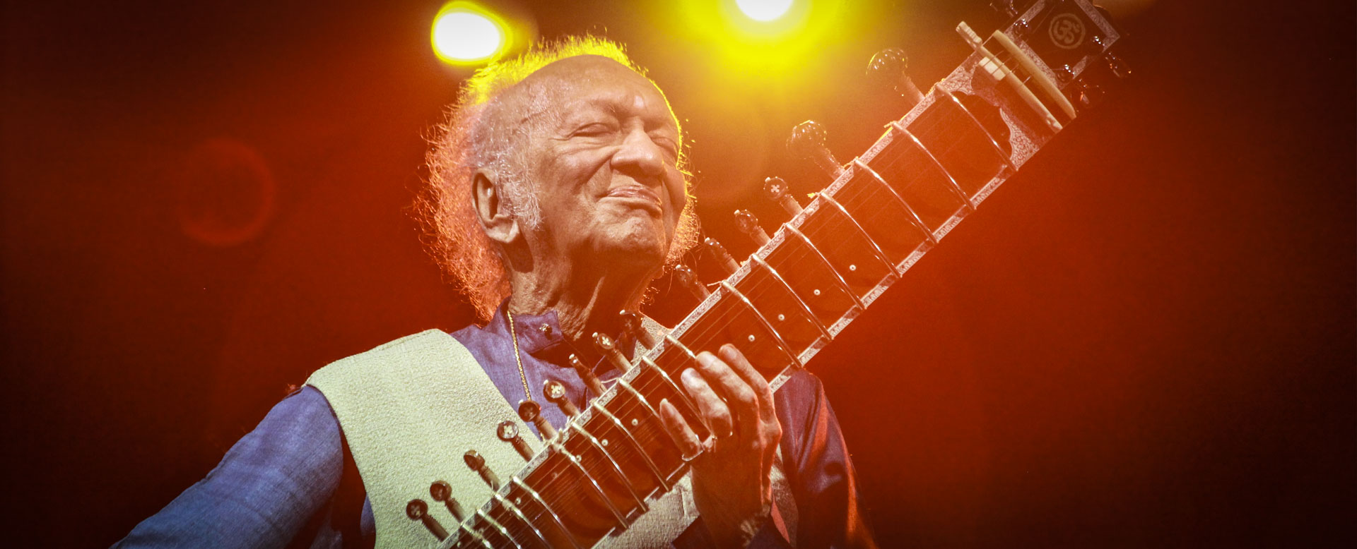 Ravi Shankar. Womadelaide. Festivals and Event Photography Adelaide.