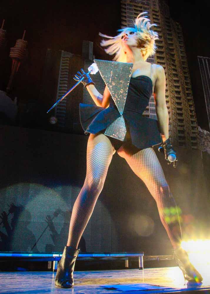 Lady Ga Ga. Entertainment Centre Adelaide. Event Photography Adelaide.