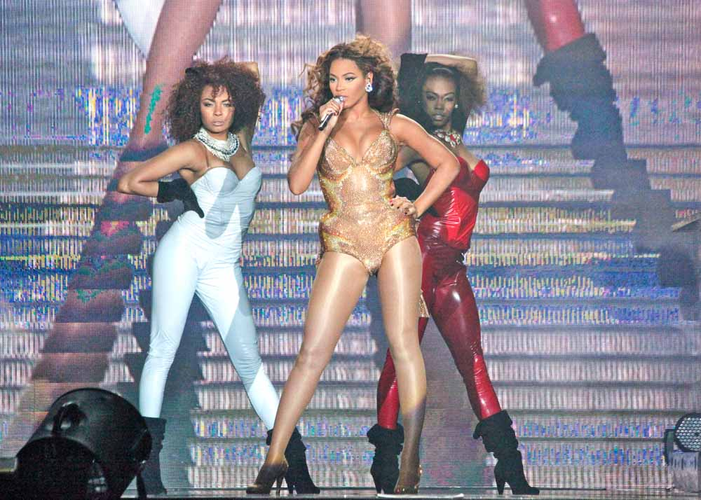 Beyonce. Adelaide Entertainment Centre. Event Photography.