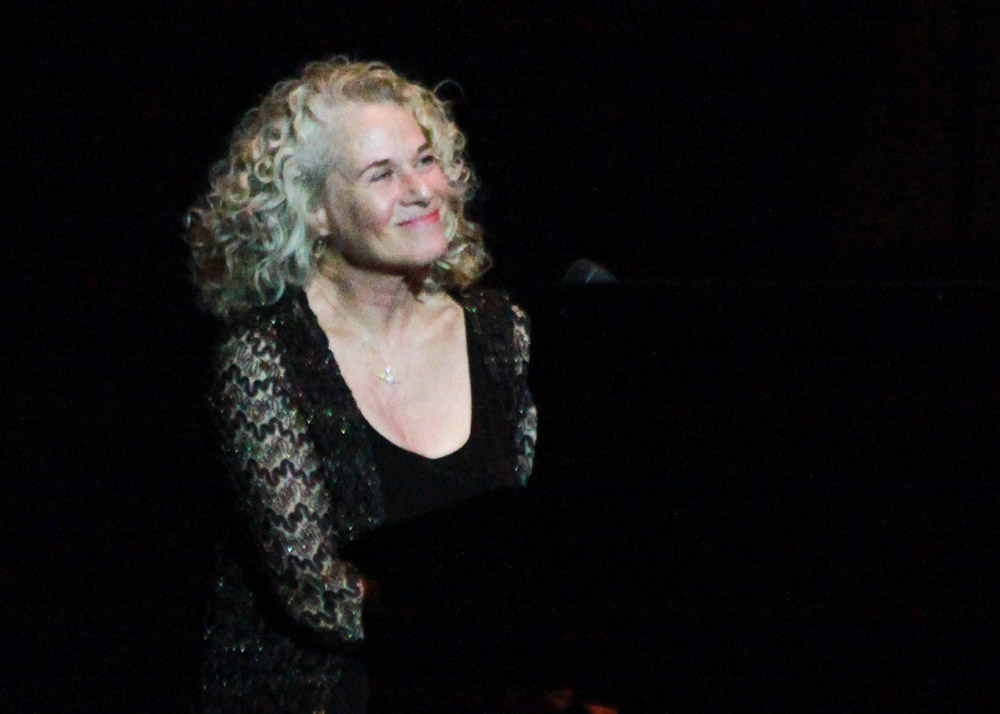 Carol King. Event Photography. Entertainment Centre Adelaide.