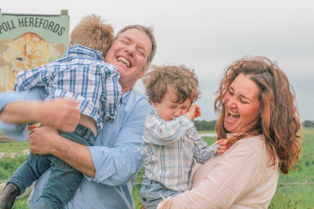 Family Portrait Photography. Victoria family portrait photography.