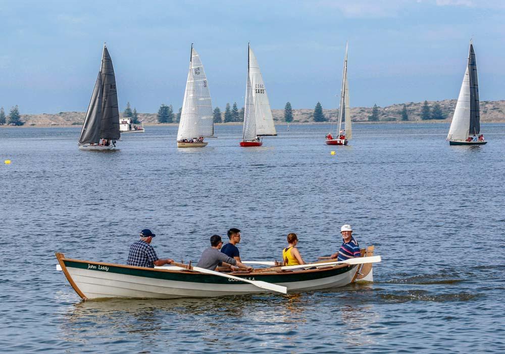 Wooden Boat Festival Goolwa. Festival Photography.