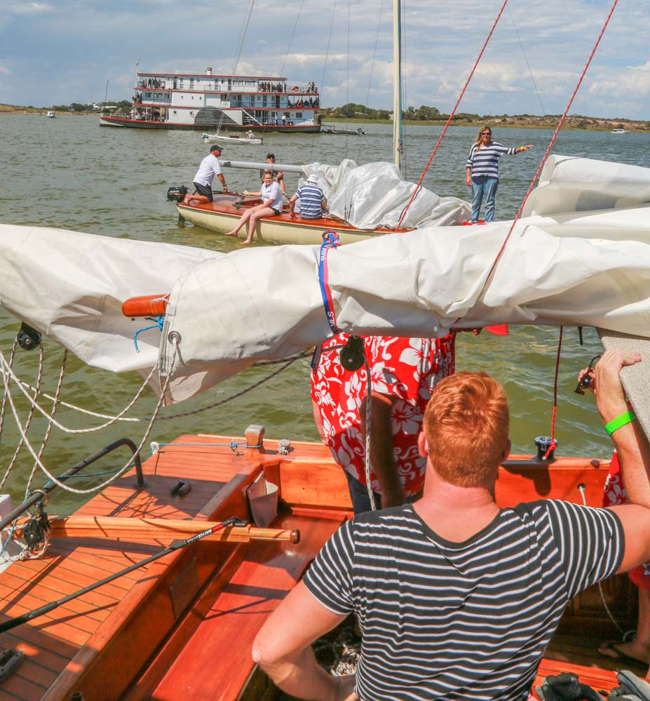Woden Boat Festival Goolwa. Festival and Event Photography Goolwa.