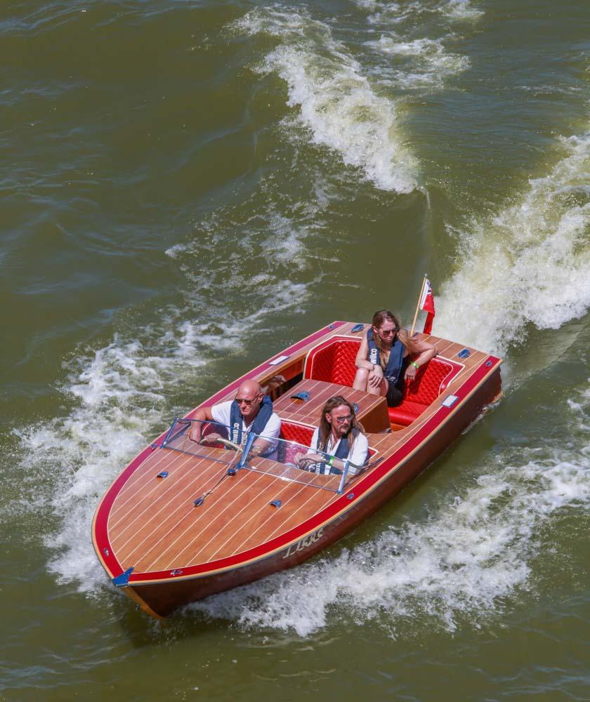 Wooden Boat Festival Goolwa.
