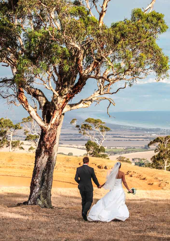 Wedding photography Fleurieu South Australia.