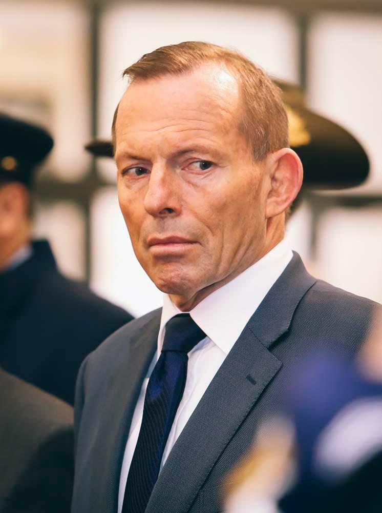 Editorial Photography Australia. Tony Abbott. Fairfax.