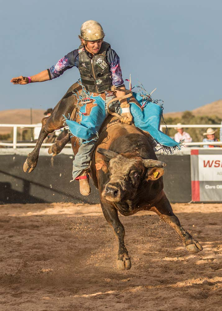 Event photography. Carrieton Rodeo.