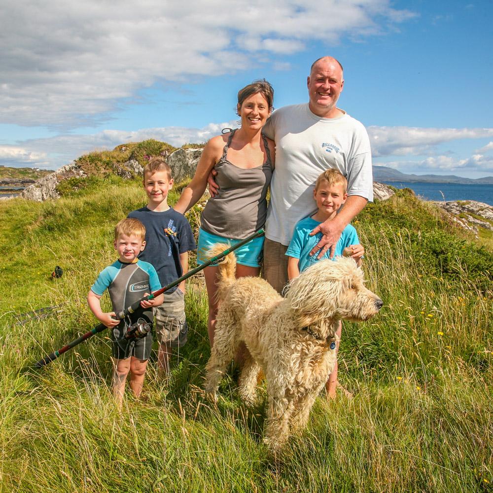 Family Portrait Photography Ireland. Family Portrait Photography Adelaide.