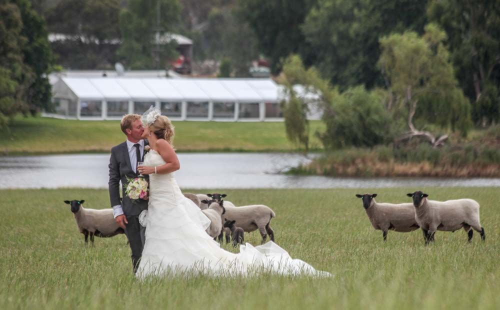 Wedding Photography Victoria. Casterton.