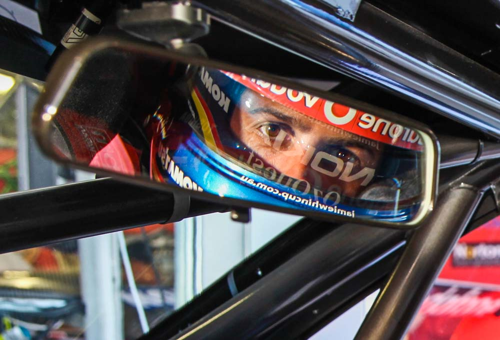 Jamie Whincup Clipsal Adelaide. Event photography Adelaide.