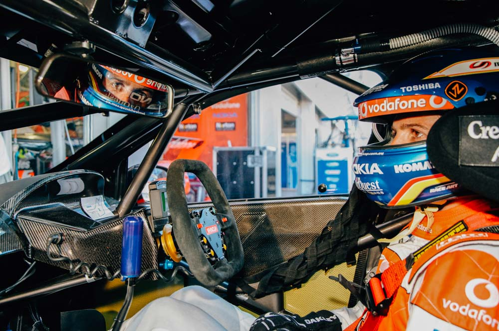 Jamie Whincup. Event photography Adelaide. Clipsal Adelaide.