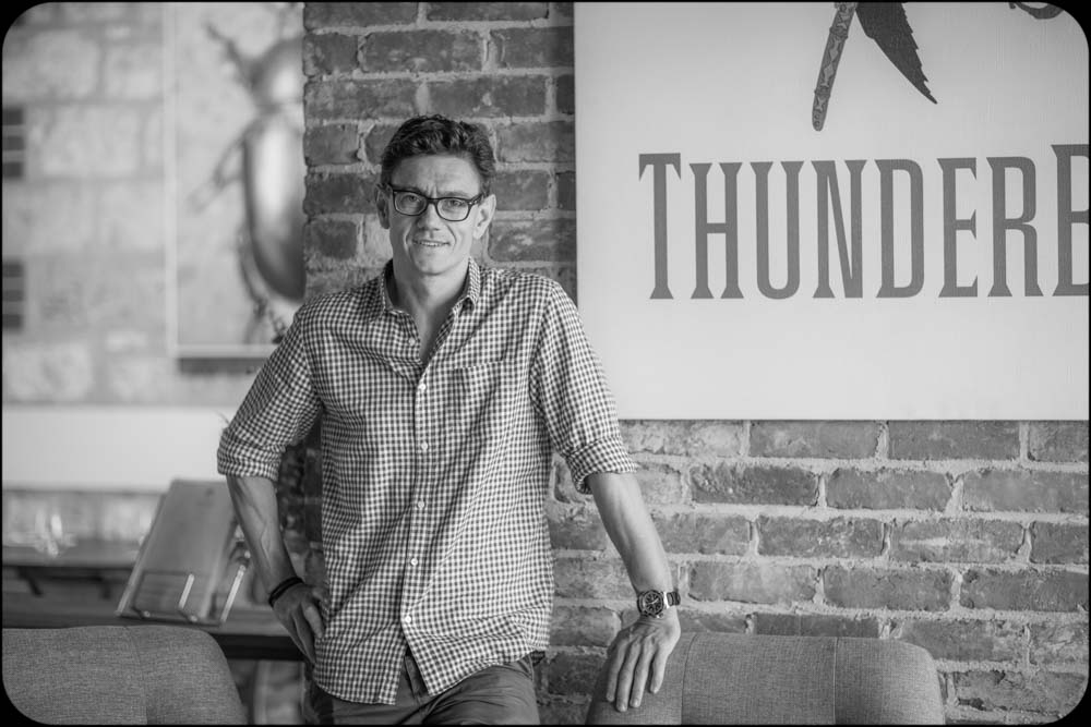 Commercial Photography Adelaide. Campbell Haig. Thunderbird.