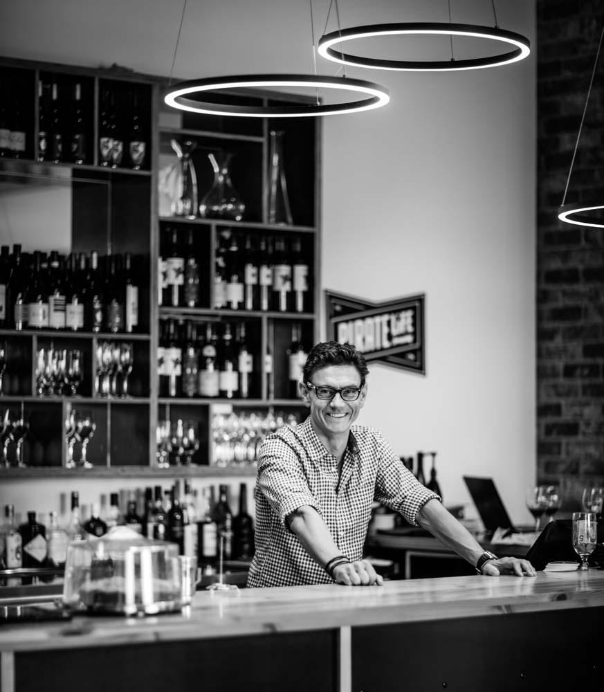 Commercial Photography Adelaide. Thunderbird Restaurant Port Elliot.