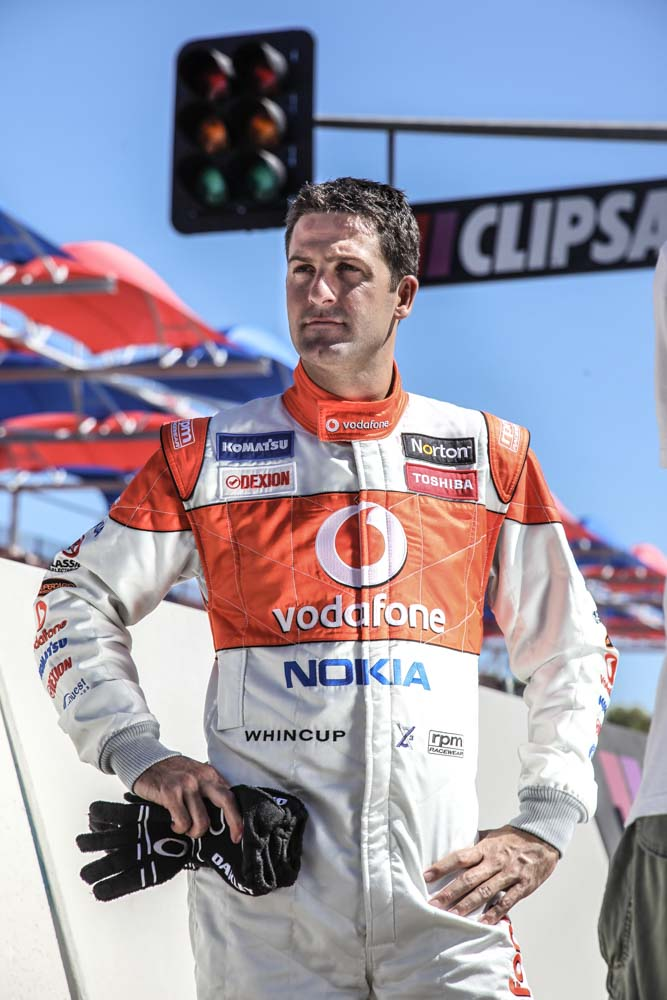 Clipsal Adelaide. Event photography. Jamie Whincup.